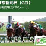 京都新聞杯2021 サイン裏読み 想定・過去データ